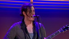 Musician Hozier performs on Marr