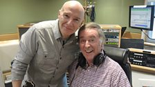 Midge Ure and Sir Terry