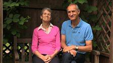 Fiona and Ian Cooke