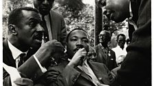 Martin L. King (Dr Martin Luther King Jr.)
