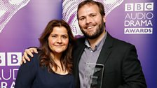 John Finnemore took home the Best Scripted Comedy with a Studio Audience award