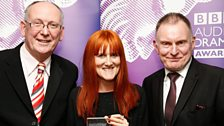 Hannah Vincent won Best Adaptation for her play Come to Grief for BBC Radio 4.