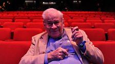 Stanley Baxter was given the Lifetime Achievement honour.
