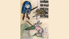 Menacing bunny
