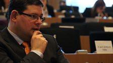 First ever deaf MEP - Adam Kosa