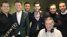The Overtones with Sir Terry