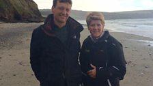 Clare and Philip