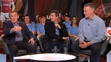 Scrum V Sunday: Week 3's panel