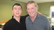 Marc Almond with Sir Terry
