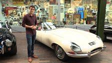 Ashley at Beaulieu National Motor Museum