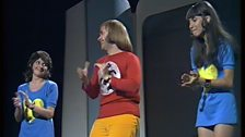 Cân i Gymru - 1971 - Triban