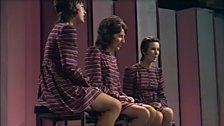 Cân i Gymru - 1971 - Y Diliau