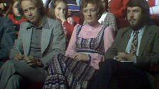 Cân i Gymru - 1975 - Y Beirniaid