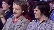 Cân i Gymru - 1982 - Geraint Lovgreen a Myrddin ap Dafydd
