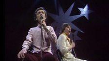 Cân i Gymru - 1983 - Cleif Harpwood a Linda Griffiths