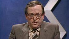 Cân i Gymru - 1985 - Tegwyn Williams, Llanelwy. Ysgrifennydd Pwyllgor Rhyngeltaidd Cymru