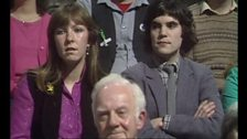 """Cân i Gymru - 1985 - Sian Wheway a Robin Gwyn, cyfansoddwyr y gan fuddugol """"Popeth ond y Gwir"""""""