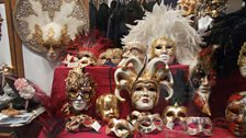Venice Masks for Carnival