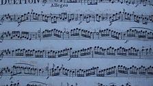 Duet by Maddalena Lombardini Sirmen