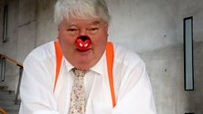 Brian Taylor does Comic Relief