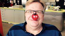 Ken Macdonald does Comic Relief