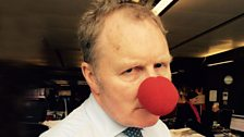 Reevel Alderson does Comic Relief