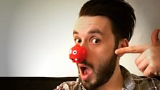Roddy Hart does Comic Relief