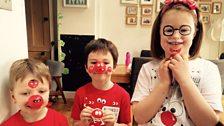 Children do Comic Relief