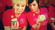 St Davids Day and the ladies from Pontyclun have cakes