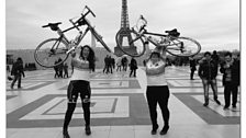 Wales to Paris: We have had some inspirational women on the show. These guys biked to Paris for charity.