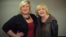 Michelle McManus and Dorothy Paul