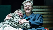 Christine Bottomley (Jasmine) and Maxine Peake (Dana)