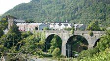 Actor's aqueduct