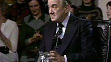 Sir David Hunt, 1977 and 1982