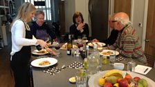 Jo Pratt & Paul Farley serve up a pot of Scouse to three Scousers: Gillian Reynolds, Michael Angelis & Roger McGough