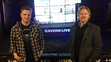 Robert Strachan and Paul Farley talk about the Scouse accent in music in The Cavern