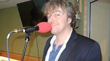 John Owen-Jones on the mic where he belongs!