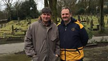 Mark & Simon Armitage