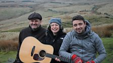 Mark, Kate Rusby & Damien O'Kane