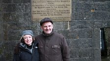 Mark & Kate Rusby at Top Withens