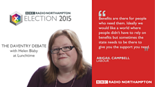 Daventry constituency candidate for Labour - Abigail Campbell