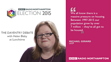 Daventry constituency candidate for UKIP - Michael Gerard