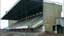 The West Stand and Terrace.