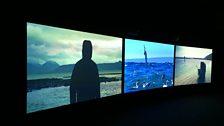 The Triptych of John Akomfrah's Vertigo Sea