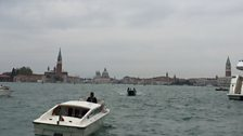 Click takes to the Grand Canal