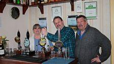 Mark with Joyce & Colin Taylor