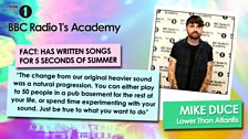 Mike from Lower Than Atlantis