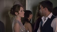 Ellie (Charlotte Spencer) saves her anger, saves Stewart instead