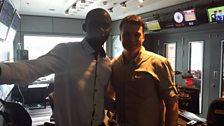 Fabrice Muamba on Sportsworld