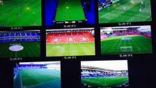 The Sportsworld studio live EPL